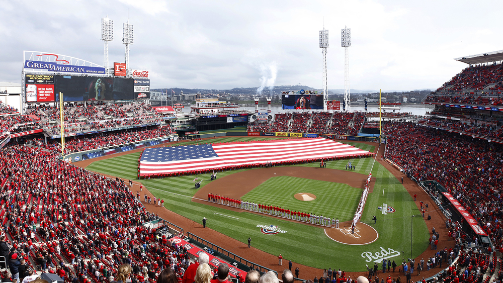 Great American Ballpark Choir Trip Cancelled
