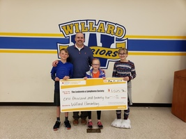 Willard Student Raise Money to Fight Cancer