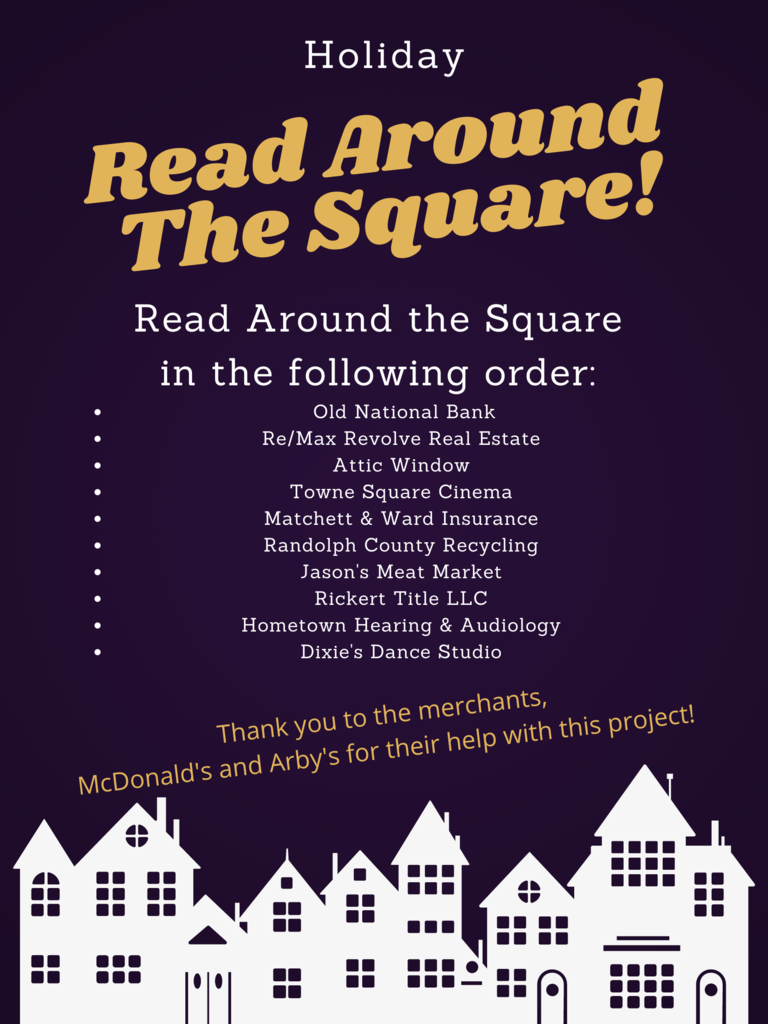 Read Around the Square Map