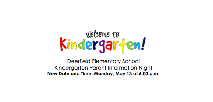 Kindergarten Parent Night
