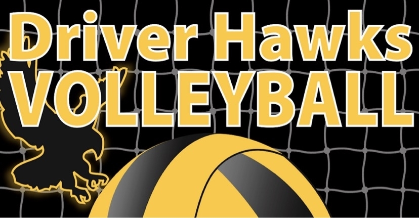 Driver Hawks Volleyball