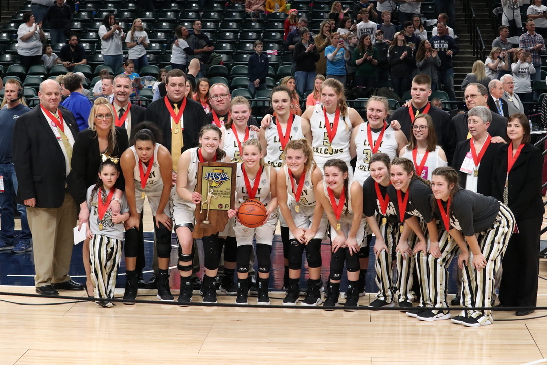 Great 2019 Season for Girl's Basketball